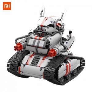 Робот-трансформер Mi Smart Building-Block Tracked Tank