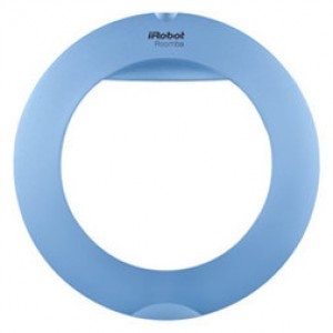 Сменная панель Irobot Roomba 700 серия  (голубой металлик, черная)